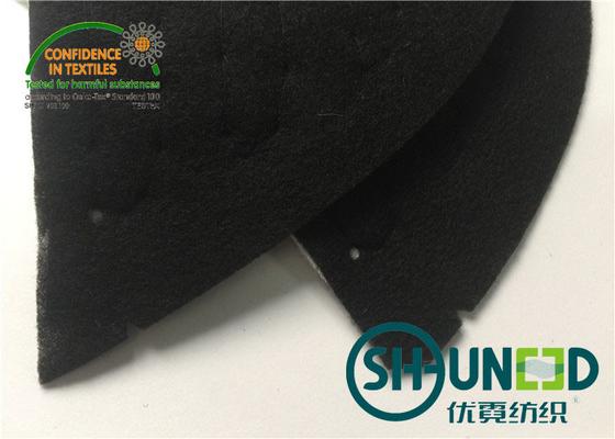 Garment Sewing Shoulder Pads , Jacket And Coat Suit Shoulder Pads Eco - Friendly